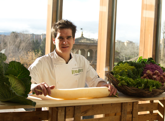 Chef Navarro Nacho Gómara